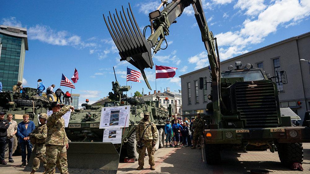 Pēc Bergmaņa viedokļa, Dragūnu reids skaidri demonstrē ASV ieinteresētību Baltijas reģiona drošības stiprināšanā.