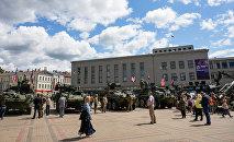 ASV 2. kavalērijas pulks Daugavpilī