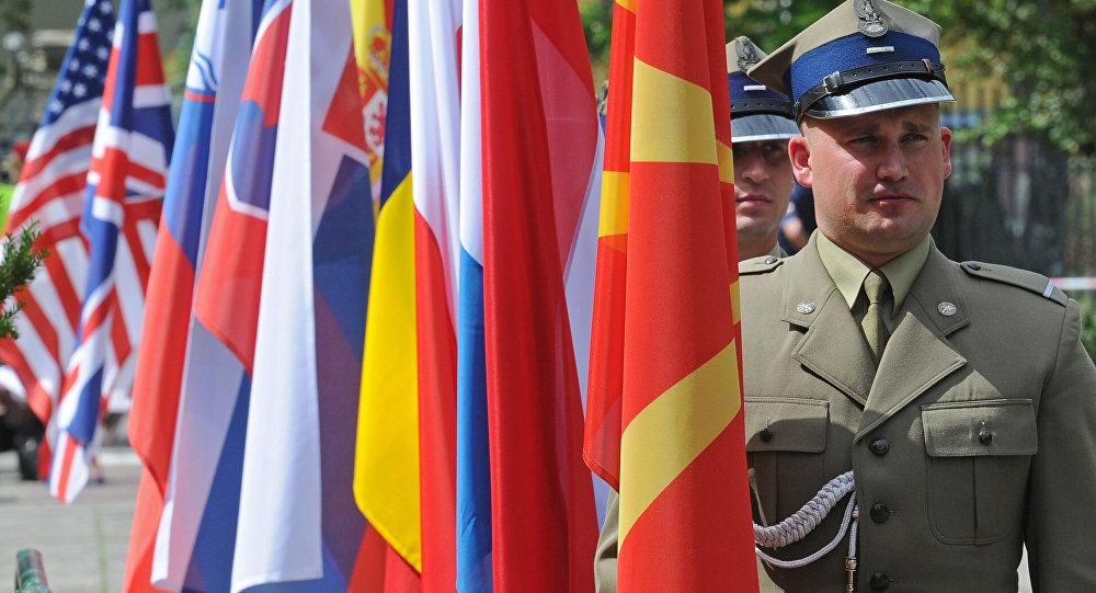 NATO mācības Anakonda 2016 Polijā