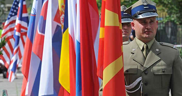 Учения НАТО Анаконда-2016 в Польше