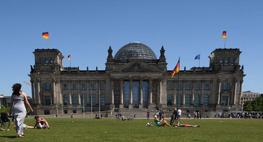 Зарубежные страны. Германия. Берлин