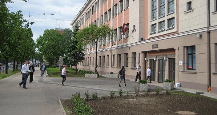 Рижская 13 средняя школа