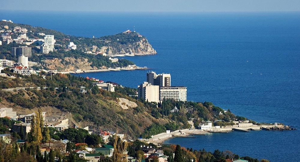 Jalta. Foto no arhīva