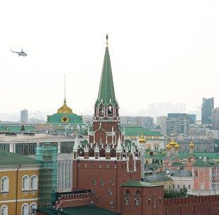 Kremlīs. Foto no arhīva