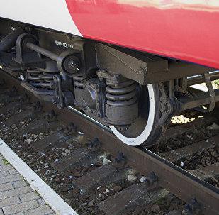 Dzelzceļš Latvijā