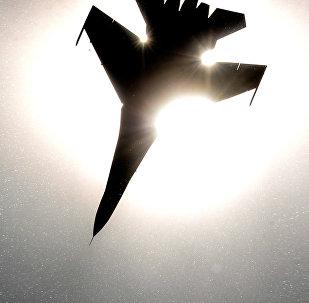 Su-27.Foto no arhīva