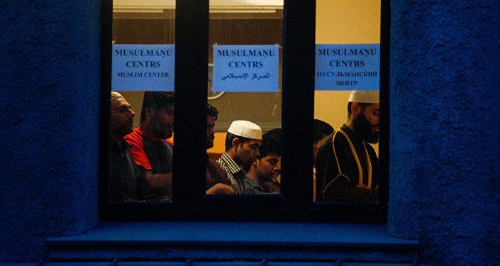 Мусульманский центр в Риге. Архивное фото