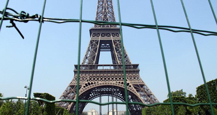 Francija. Foto no arhīva