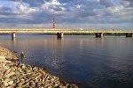 Островной мост (Salu tilts) в Риге