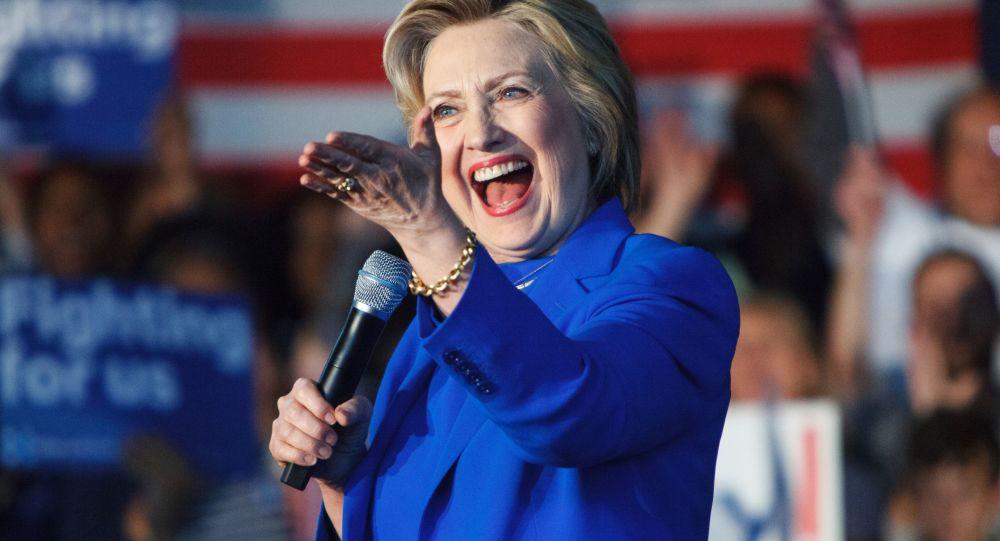 Hilarija Klintone. Foto no arhīva