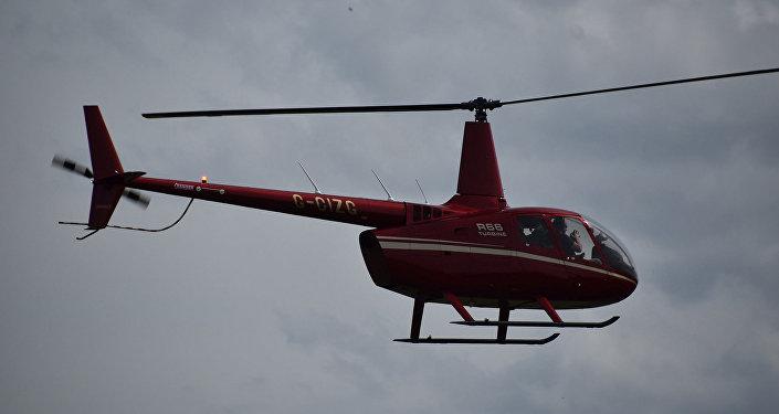 Helikopteris Robinson R66
