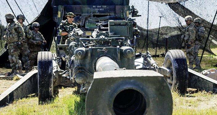 155 mm haubice M777