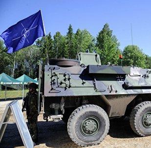 Военнослужащие армии США на учениях