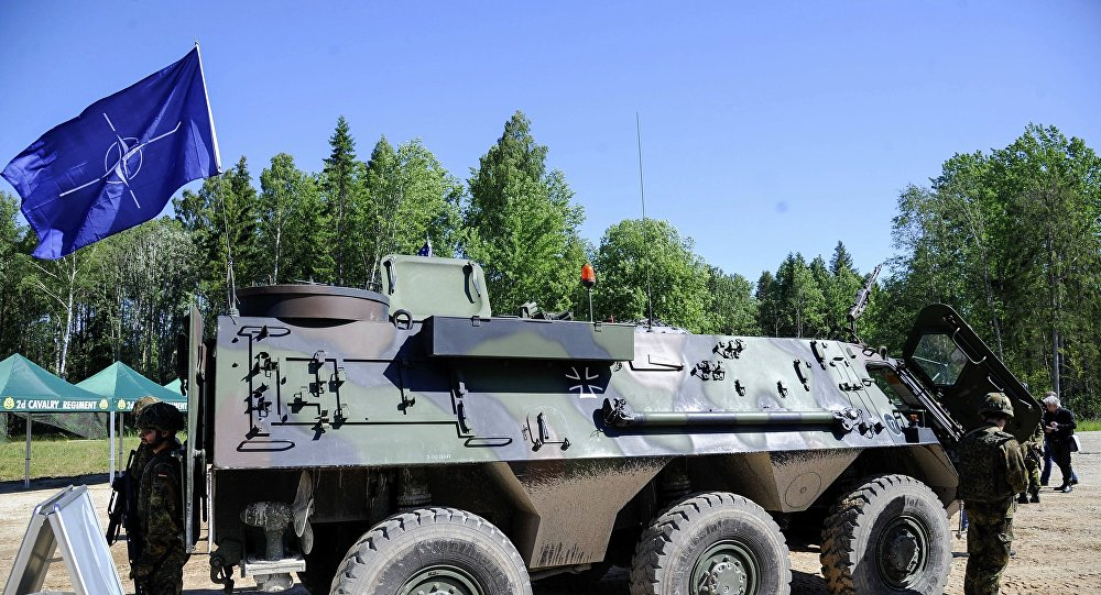 NATO. Foto no arhīva
