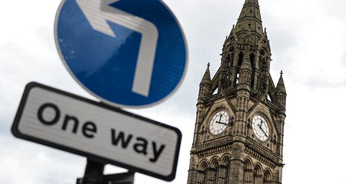 Города мира. Манчестер