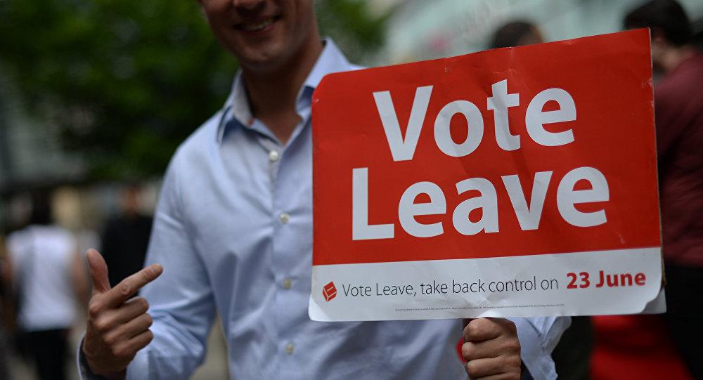Brexit. Foto no arhīva