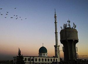 Damaska. Foto no arhīva.