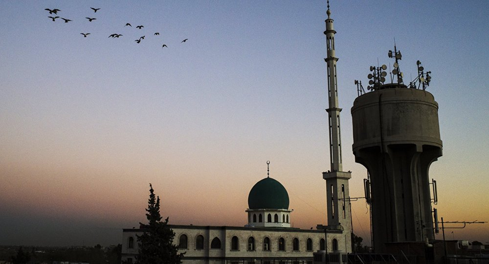 Pasaules pilsētas. Damaska