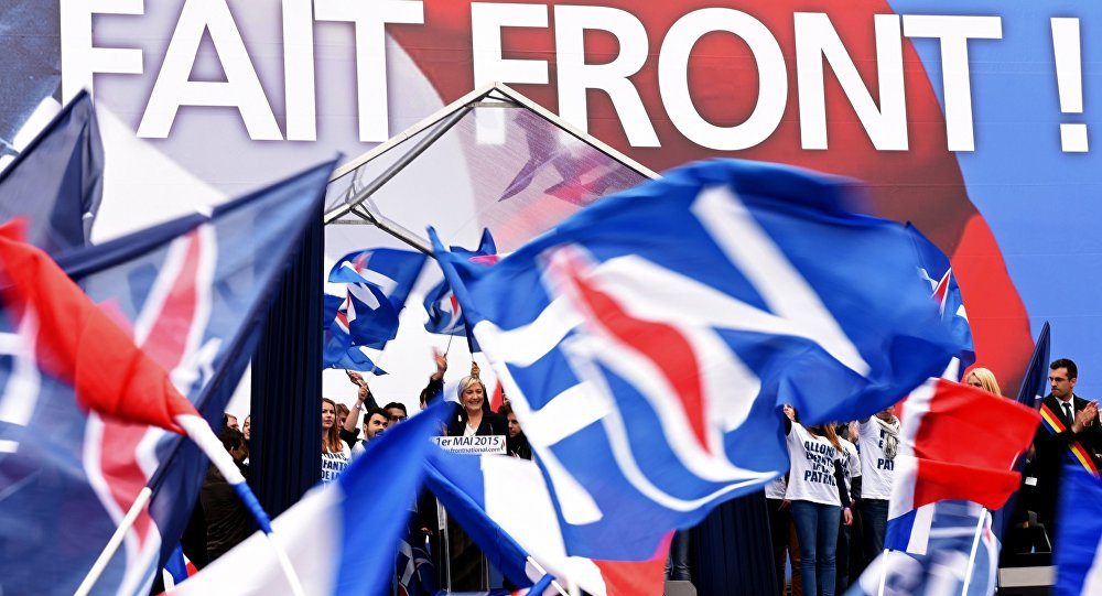 a history of the front national in france