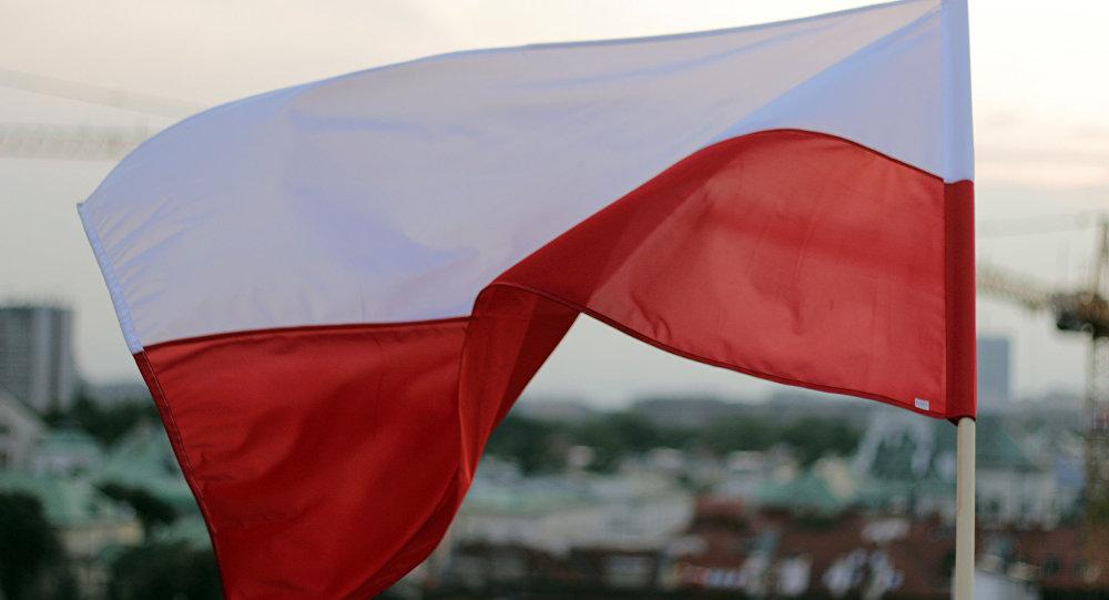 Polijas karogs