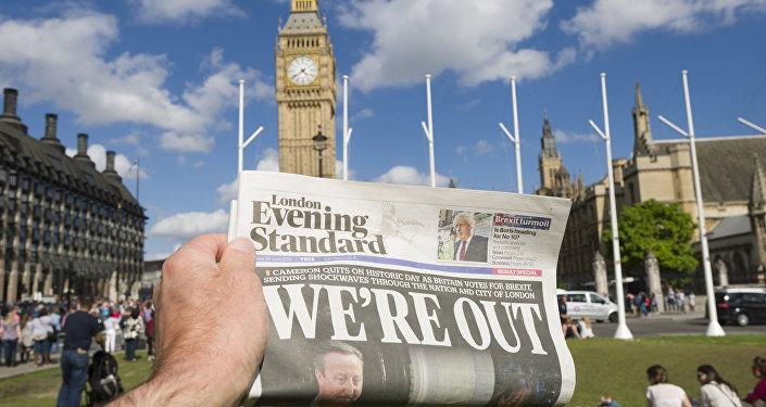 Referendums Lielbritānijā jautājumā par valsts turpmāko dalību ES