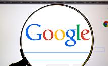 Google поиск, архивное фото