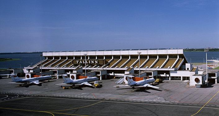 Аэропорт Таллина. Архивное фото
