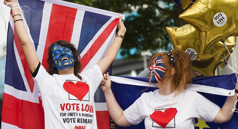 Referendums Lielbritānijā par izstāšanos no ES. Foto no arhīva