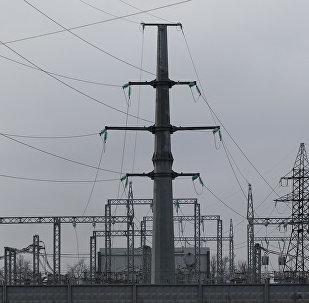 Elektriska apakšstacija