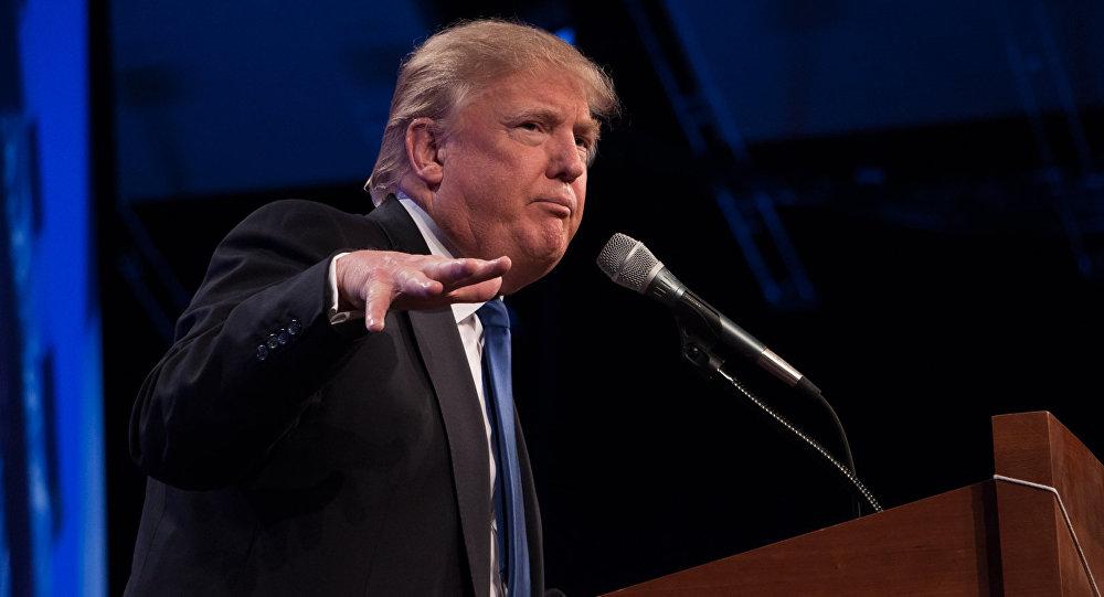 ASV ievēlētais prezidents Donalds Tramps. Foto no arhīva