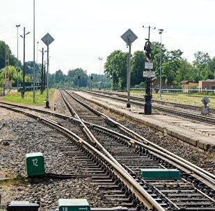 Зилупский железнодорожный пограничный пункт