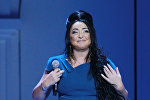 Dziedātāja Lolita Miļavska