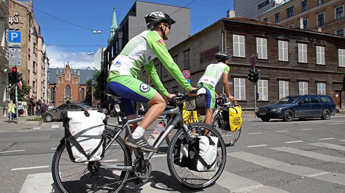 Велопробег за инклюзивное образование