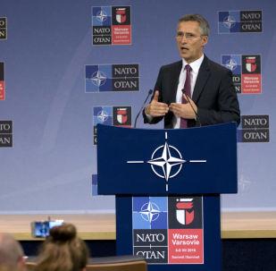 NATO ģenerālsekretārs Jenss Stoltenbergs