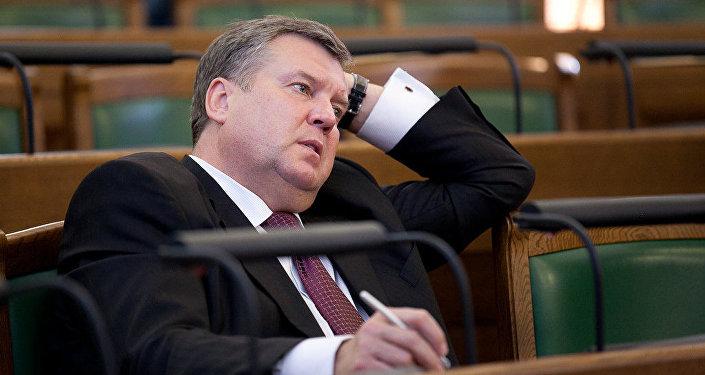 Partijas Saskaņa priekšsēdētājs Jānis Urbanovičs