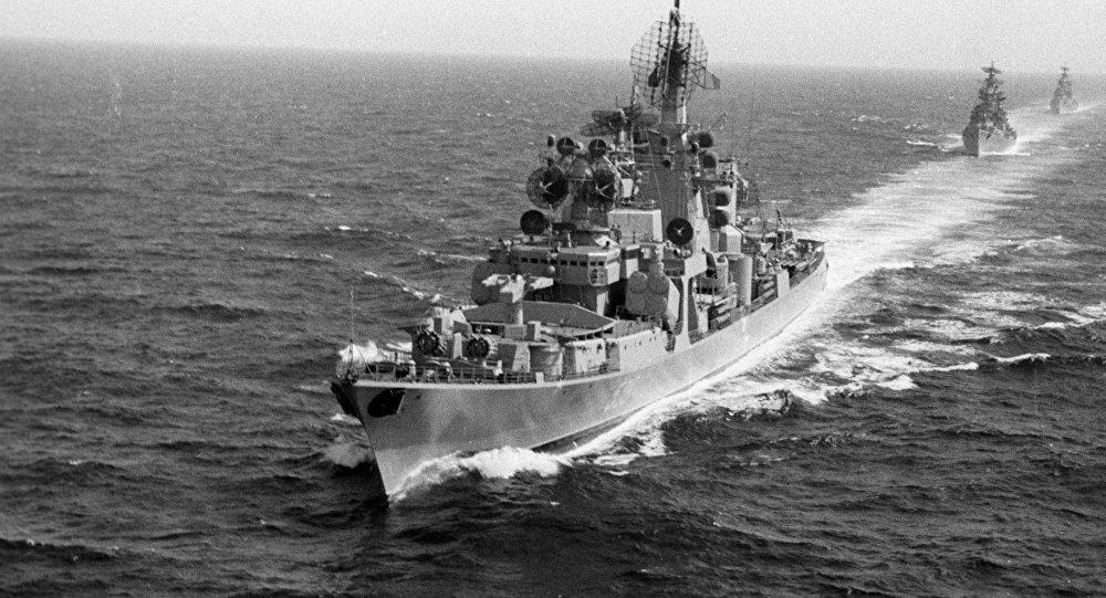 Корабли Сметливый, Николаев, Скорый. Архивное фото