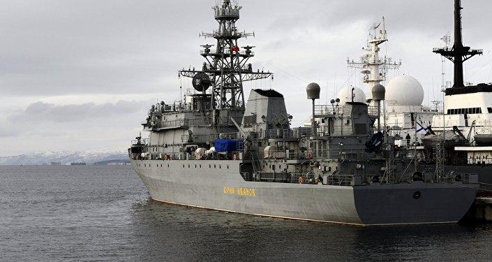 Krievijas karakuģis