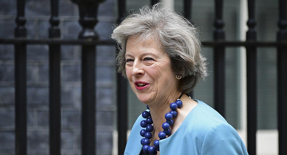 Тереза Мэй: Великобритания хочет продуктивных отношений с Россией