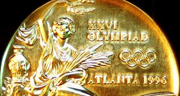 Золотая медаль Олимпиады в Аталанте, 1996