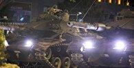 Turcijas tanki. Foto no arhīva