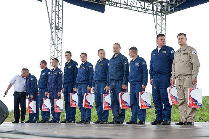 100-летие Морской авиации России