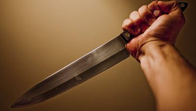 Нож, архивное фото