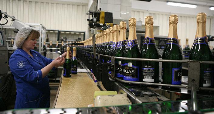 Рижский завод шампанских вин