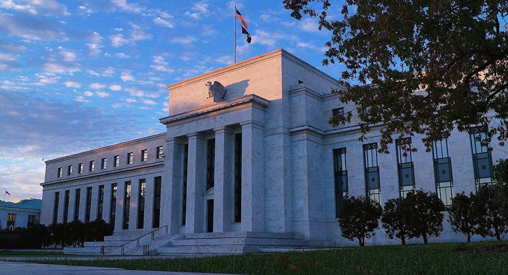 Здание ФРС США. Архивное фото