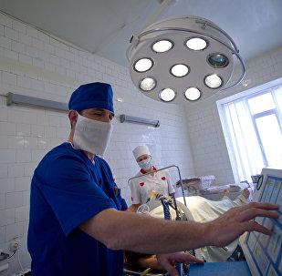 Slimnīca. Foto no arhīva