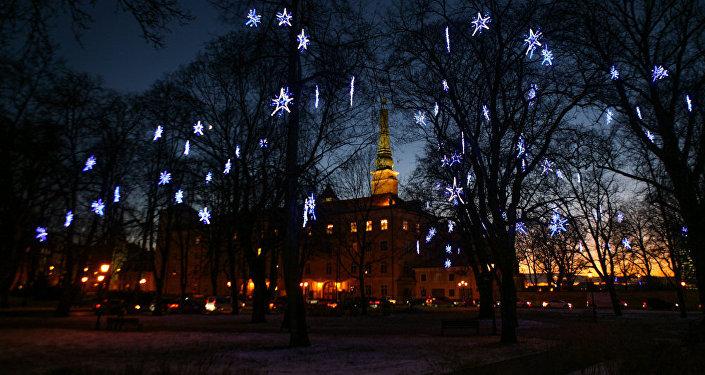 Латвия отменила визы для белорусов наРождество иНовый год
