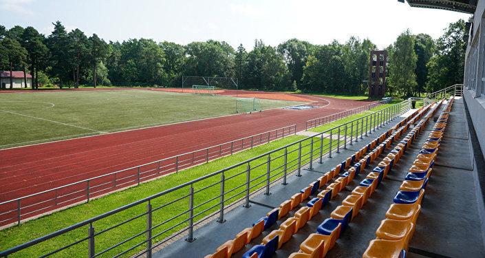 Стадион в Валке