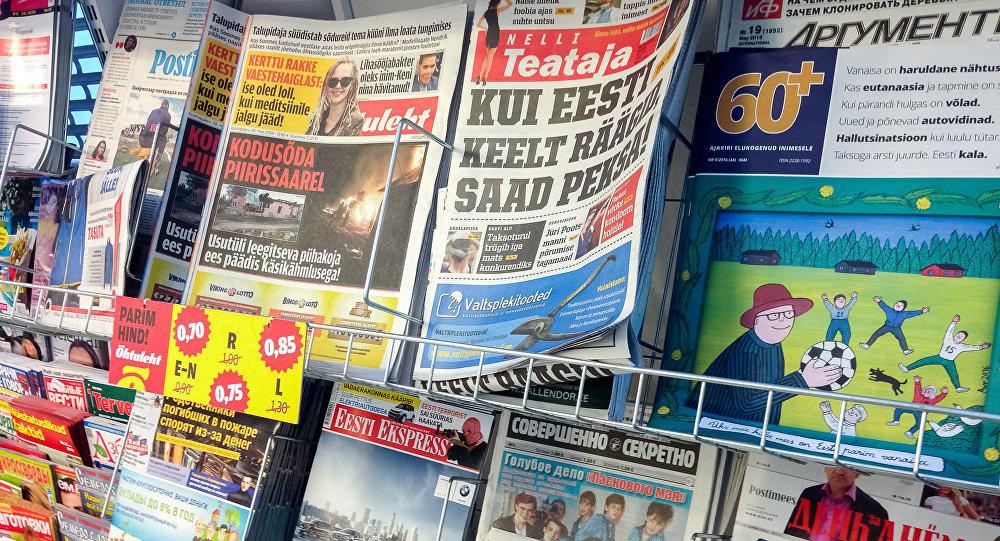 Igaunijas prese