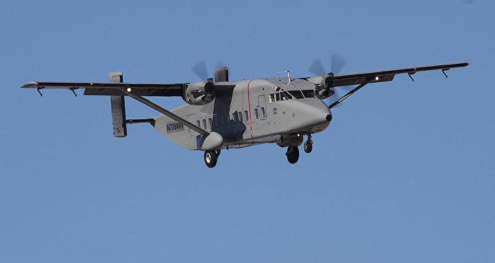 Sherpa C-23B. Foto no arhīva