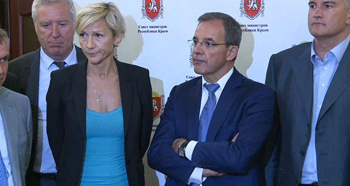 Francijas deputāts: labāk būt tatāram Krimā, nekā krievam Baltijā